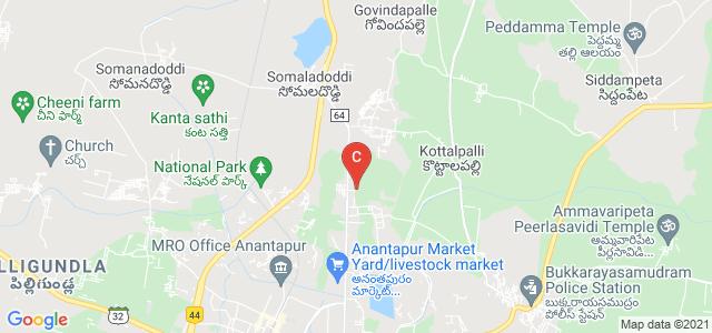 Sri Sai College of Nursing, Gooty Road, Anantapur, Andhra Pradesh, India