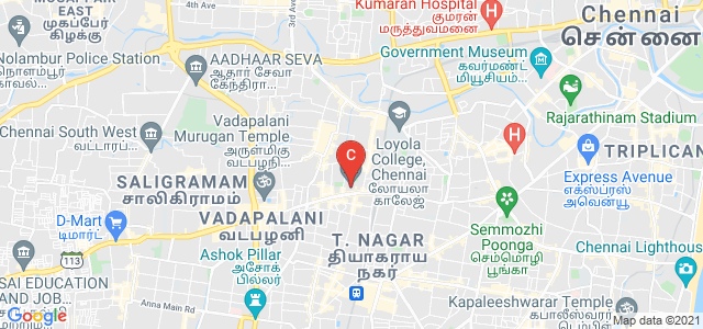 Meenakshi College for Women, NSK Salai, Subedar Colony, Kodambakkam, Chennai, Tamil Nadu, India