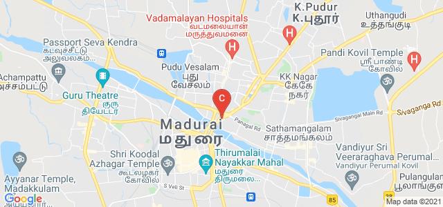 Sri Meenakshi Government College for Women, Sellur, Madurai, Tamil Nadu, India