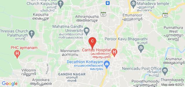 Bishop Kurialacherry College For Women, Amalagiri, Kottayam, Kerala, India
