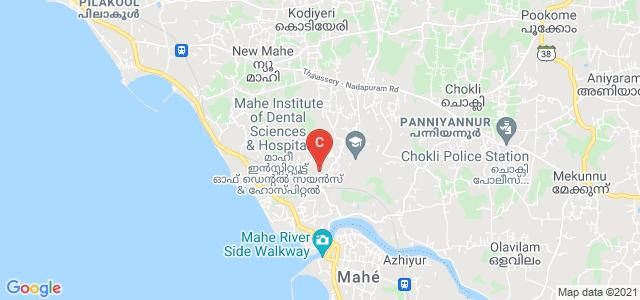 MAHATMA GANDHI GOVERNMENT ARTS COLLEGE, Punnol, New Mahe, Kerala, India