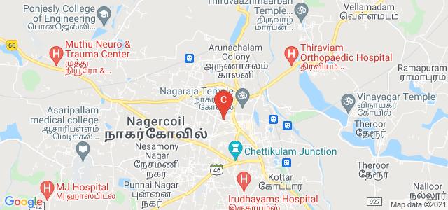 Womens Christian College, NH 66, Vettunimadam, Nagercoil, Tamil Nadu, India