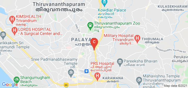 The Govt. College for Women Thiruvananthapuram, P.O, Vazhuthacaud, Thiruvananthapuram, Thiruvananthapuram, Kerala 695014, India
