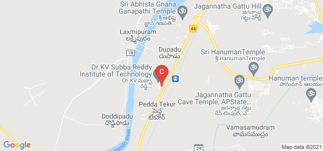 Ashoka Women's Engineering College, Dupadu, Kurnool, Andhra Pradesh, India