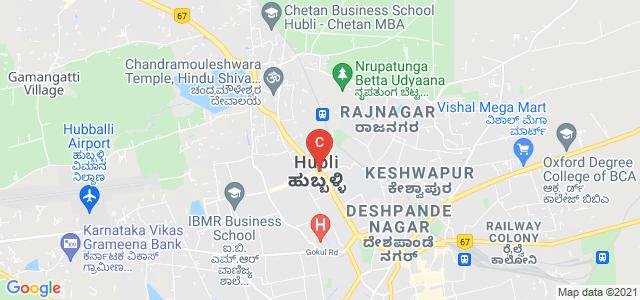 Gurusiddappa Kotambri Law College, Vidya Nagar, Hubli, Karnataka, India