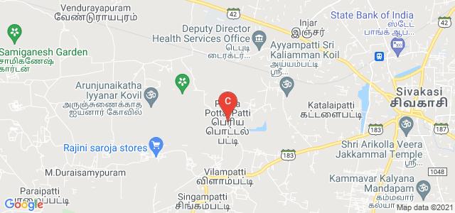 Ayya Nadar Janaki Ammal College, Sivakasi, Virudhunagar, Tamil Nadu, India
