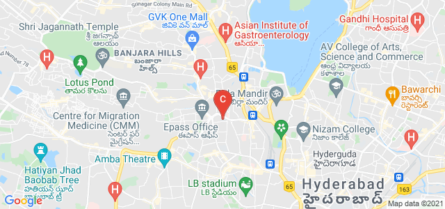 Jawaharlal Nehru Architecture and Fine Arts University, Masab Tank, Hyderabad, Telangana, India