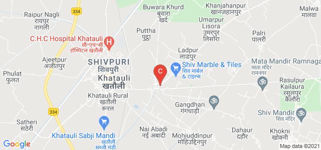 Vidyotma Kanya Degree College, Tilak Nagar, Khatauli, Uttar Pradesh, India