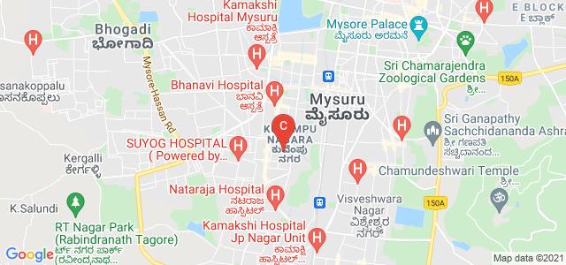 Kuvempunagar, Mysuru, Karnataka 570009, India