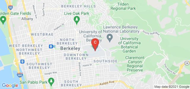 University of California, Berkeley, Berkeley, CA, USA