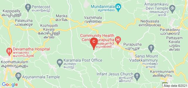 Santhigiri College, Idukki, Kerala, India