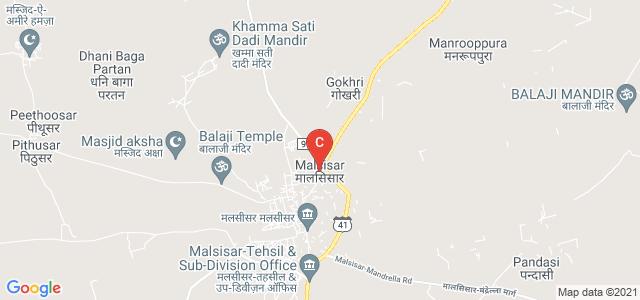 Ambika Teacher Training College, Ward Number 13, Malsisar, Jhunjhunu, Rajasthan, India