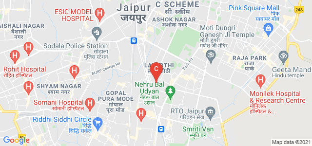 Sanjay Teacher's Training College contect nomber, Satya Vihar, Lal Kothi Scheme, Lalkothi, Jaipur, Rajasthan, India