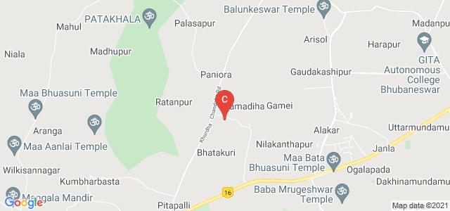 Gandhi Institute For Technology(GIFT) , BBSR, Gramadiha, Odisha, India