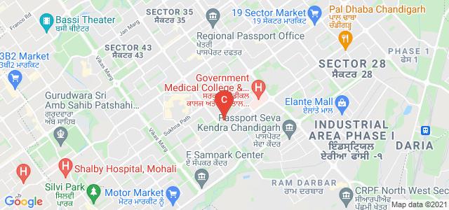 Goswami Ganesh Dutta Sanatan Dharma College, 32C, Sector 32, C, Chandigarh, India