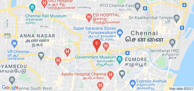 Government Kilpauk Medical College, Kilpauk, Chennai, Tamil Nadu, India