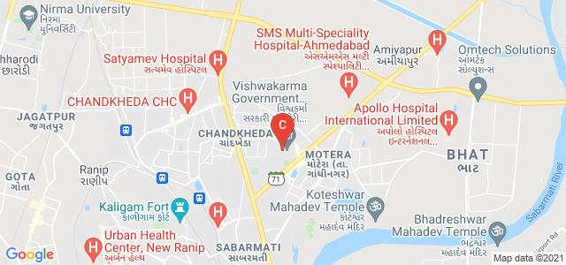 Gujarat Technological University, Sarkhej - Gandhinagar Hwy, Nigam Nagar, Chandkheda, Ahmedabad, Gujarat, India