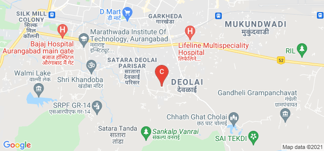 MARATHWADA INSTITUTE OF MANAGEMENT AND RESEARCH, Beed Bypass Rd, near साई मंदिर, Satara Deolai Parisar, Aurangabad, Maharashtra, India