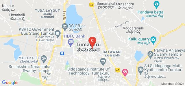 Tumkur university, Dommanakuppe, Tumkur, Karnataka, India