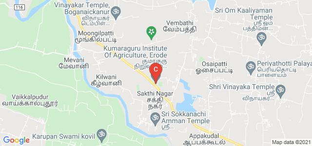 Kumaraguru Institute Of Agriculture, Erode, Sakthi Nagar, Tamil Nadu, India
