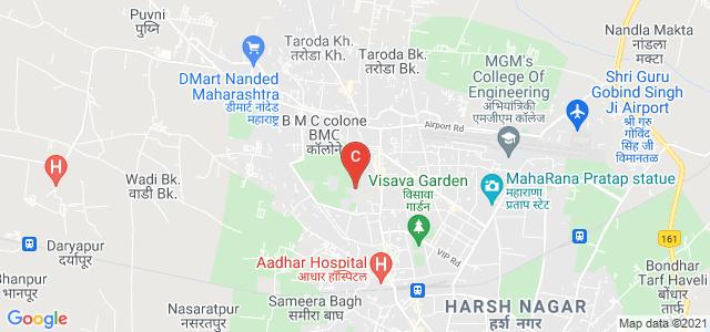 N.E.S. Science College, Vivek Nagar, Sneh Nagar, Nanded, Maharashtra, India