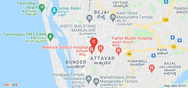 Manipal College of Dental Sciences, Hampankatta, Mangaluru, Karnataka, India