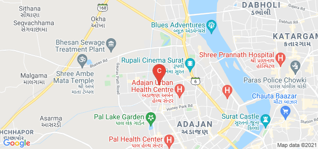 Smt.Z.S.Patel College of Management, Shanti Kunj Society, Palanpur Jakatnaka, Surat, Gujarat, India