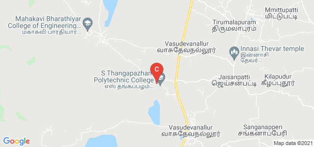 S.Thangapazham Agricultual College, Tirunelveli, Tamil Nadu, India