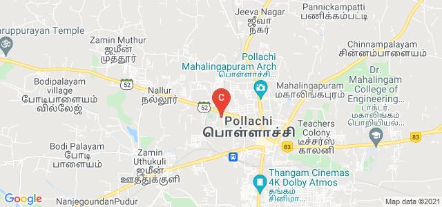 Sakthi Institute of Information and Management Studies, Nethaji Road, Inside NGM Campus, Palaghat, Pollachi, Coimbatore, Tamil Nadu, India