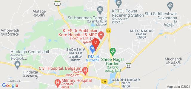 KLE VK Institute of Dental Sciences and Hospital, Nehru Nagar, Belagavi, Karnataka, India