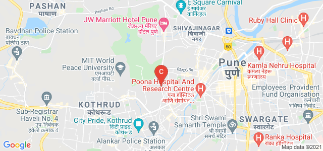 ILS Law College, Law College Road (Chiplunkar Road), Shivajinagar, Pune, Maharashtra, India