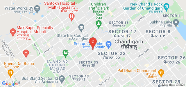 Dev Samaj College of Education, Jan Marg, 36B, Sector 36 B, Chandigarh, India