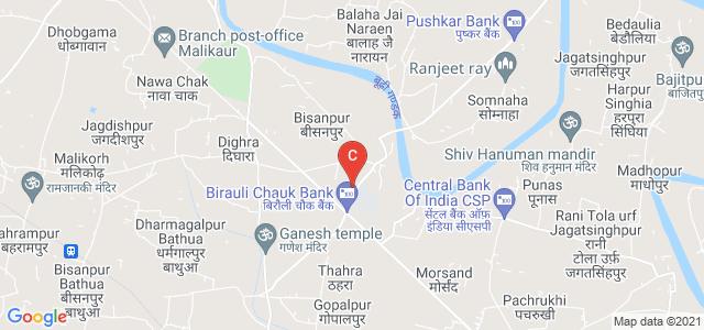 Rural Institute Of Higher Studies, Birauli Khurd, Bihar, India