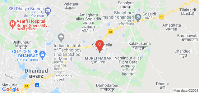 Patliputra Medical College, National Highway 32, Lodna More, Kusum Vihar, Kasturba Nagar, Dhanbad, Jharkhand, India