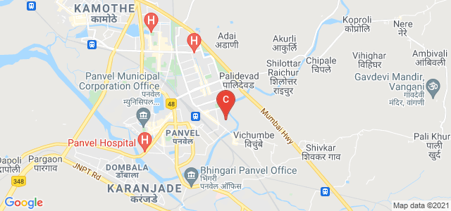Pillai College of Arts, Commerce and Science, Triveni Society, Sector 16, New Panvel East, Panvel, Navi Mumbai, Maharashtra, India