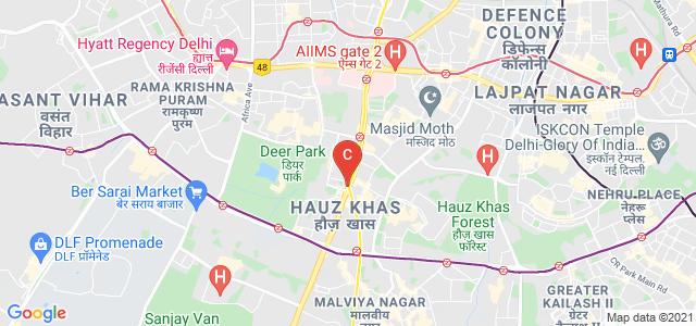 Department of Management Studies, IIT Delhi, Block B, Katwaria Sarai, New Delhi, Delhi, India