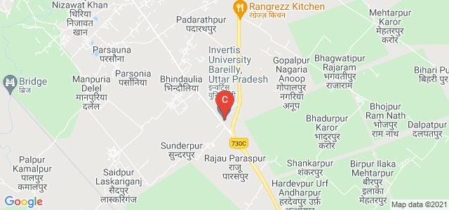 Invertis Institute of Management Studies, Bareilly, Uttar Pradesh, India