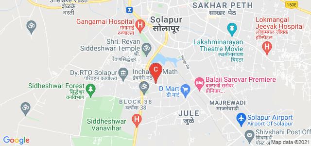 Abhijit Kadam Institute of Management and Social Sciences, Solapur, Vijapur Rd, Konark Nagar, Jule, Solapur, Maharashtra, India