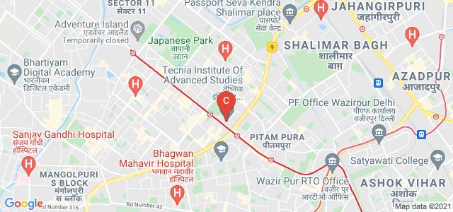 Tecnia Institute Of Advanced Studies, Institutional Area, Sector 14, Rohini, Delhi, India
