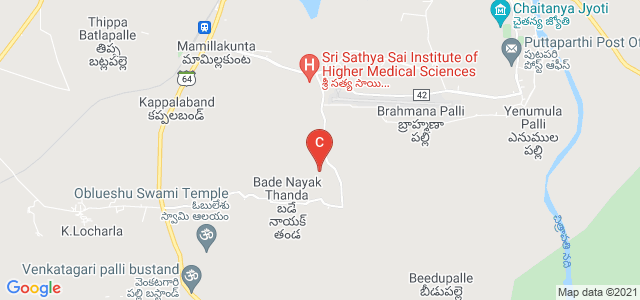Sanskrithi School of Business, Puttaparthi, Andhra Pradesh, India