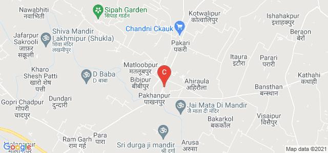 Rajendra Prasad College of Management, Pakhanpur, Azamgarh, Uttar Pradesh, India