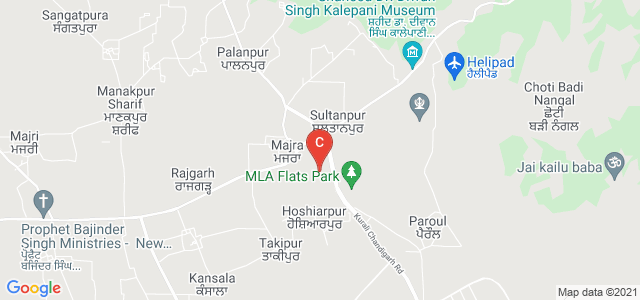 ITFT College, Kurali Chandigarh Road, Phase II, Sector 11, New Chandigarh, Punjab, India