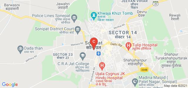 HINDU COLLEGE OF EDUCATION, Shiv Nagar, Sonipat, Haryana, India