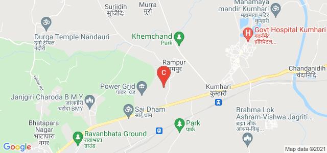 The ICFAI University, Raipur, Kumhari, Chhattisgarh, India