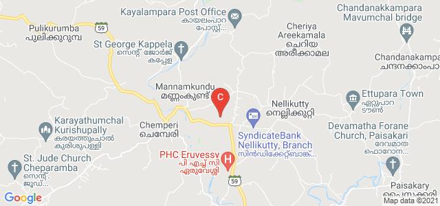 Vimal Jyothi Engineering College, Chemperi, Kannur, Chemperi, Kerala, India