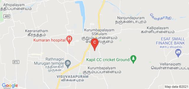SNS College of Engineering, Vaiyapuri Nagar, Coimbatore, Tamil Nadu, India