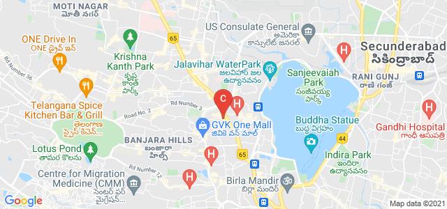 Aurora's Business School, Near NIMS, Punjagutta Market, Punjagutta, Hyderabad, Telangana, India