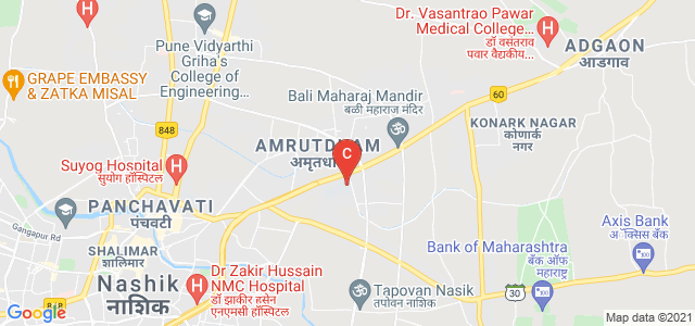 K. K. Wagh Institute Of Engineering Education And Research, Durga Nagar, Nashik, Maharashtra, India