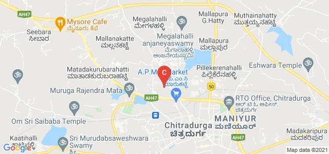 Basaveshwara Medical College, Hanumantha Nagara, Chitradurga, Karnataka, India