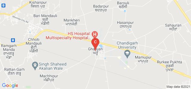 Gharuan, Mohali, Punjab 140413, India